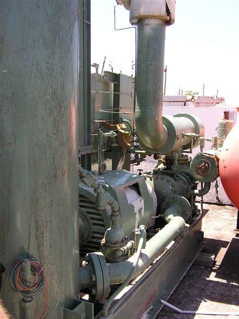 ammonia screw compressor MYCOM