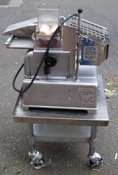 pattie machine